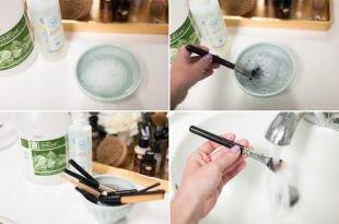 Как правильно мыть кисти для макияжа: 4 проверенных способа