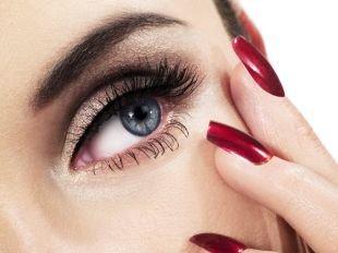 Макияж на выпускной для голубых глаз, изящный макияж для серых глаз