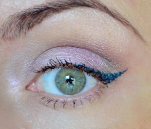 Свадебный макияж со стрелками, легкий макияж глаз на каждый день