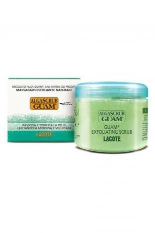 Скраб для тела с солью и маслом, guam скраб для тела увлажняющий guam 0170