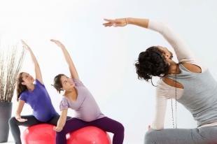 Гимнастика для беременных: не только полезно, но и необходимо