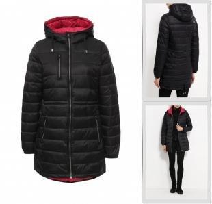 Черные куртки, куртка утепленная trespass, осень-зима 2016/2017