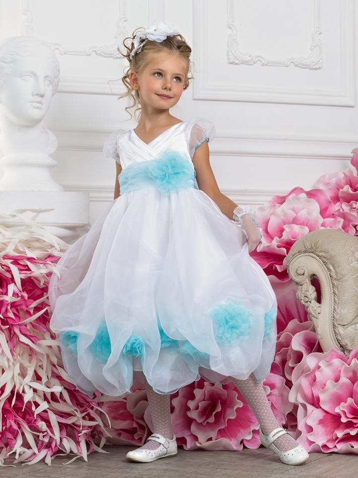 Платье на выпускной в детский сад