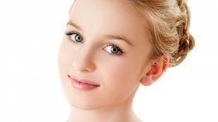 Макияж на каждый день для серых глаз, макияж для молодых девушек