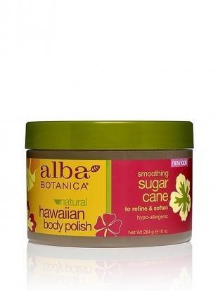 Скраб для тела, alba botanica натуральный гавайский  скраб для тела с экстрактом сахарного тростника, 340 мл
