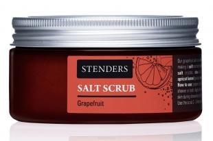 """Солевой скраб для тела, stenders солевой скраб """"южный грейпфрут"""", 300 г"""