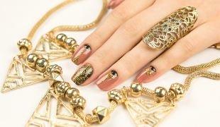 Дизайн ногтей: несменные тренды и новинки оформления