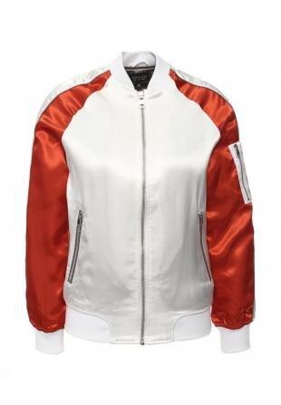 Белые куртки, куртка утепленная topshop, весна-лето 2016