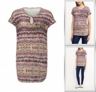 Разноцветные футболки, футболка vis-a-vis, весна-лето 2016