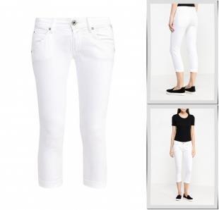 Белые джинсы, джинсы replay, осень-зима 2016/2017