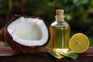 Кокосовое масло для волос - отличное косметическое средство