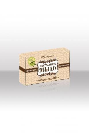 """Скраб из молотого кофе, lacywear натуральное мыло """"кофе-скраб"""" ml(6)-kml"""