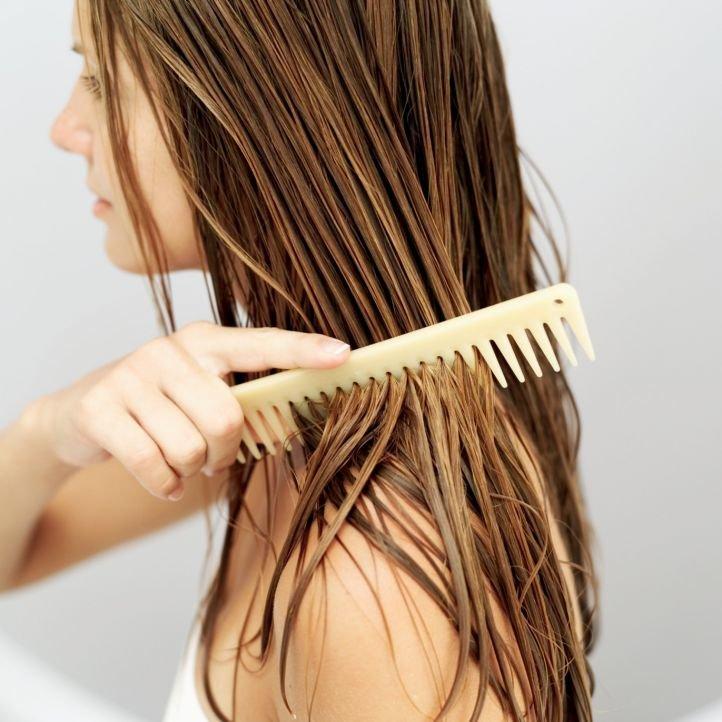 Правильный уход, как средство укрепления волос
